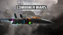Prelude to Transformers Combiner Wars - Starscream