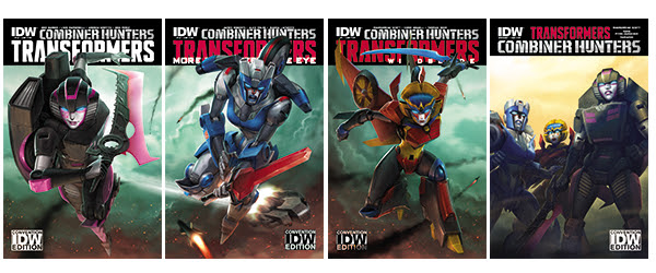 SDCC 2015 IDW Exclusive comics 001