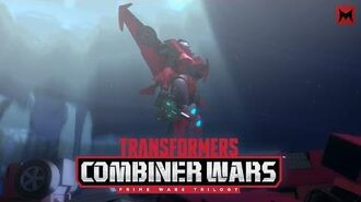 "Transformers Combiner Wars - Episode 1 ""The Fall"""