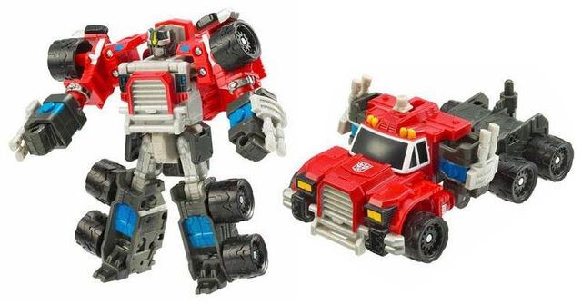 File:Cybertron OptimusPrime deluxe toy.jpg