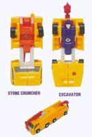 StoneCruncherExcavatorToys