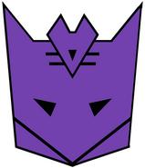 Decepticon warwithin symbol