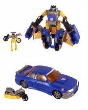 Armada Side Swipe toy