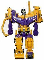 G2Devastator toy
