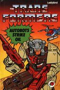 Autobots Strike Oil