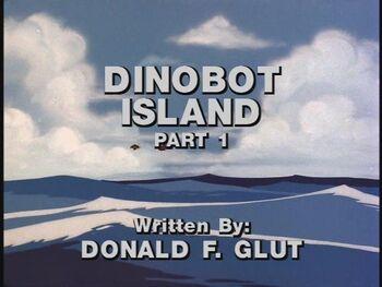 Dinobot Island 1 title shot