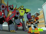 TFA Substitute Autobots