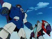 Hydraandbuster robots