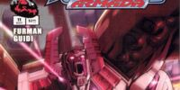 Dreamwave Armada issue 11