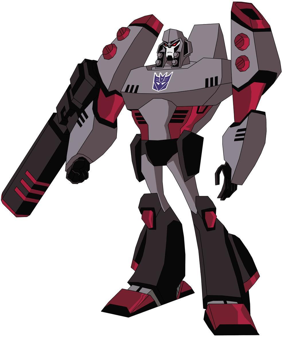 Image - Tfa-megatron-1.jpg | Teletraan I: The Transformers ...