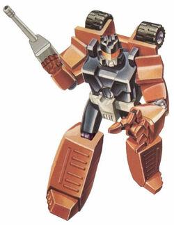 G1Growl Autobot cardart