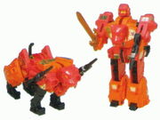 G1 Rampage toy