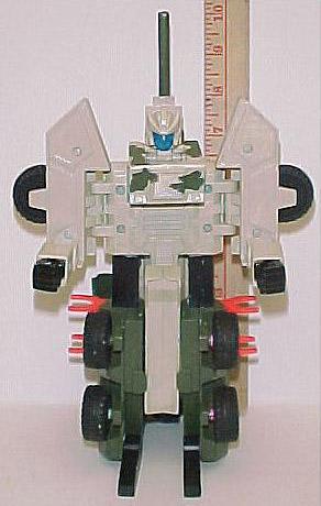 Unproduced GIJoe Generation2 Transformer