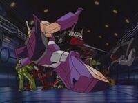 G1 Movie Decepticon brawl