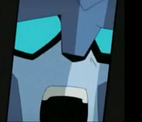 Blurr crush transwarped