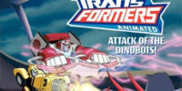 Transformers Animated: Attack of the Dinobots!
