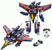 Armada Thundercracker toy