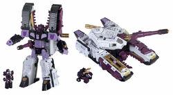 Armada Galvatron toy