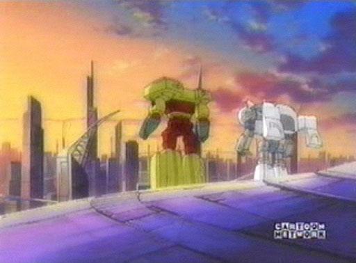 File:ArmadaHotShot Wheeljack sunset.jpg