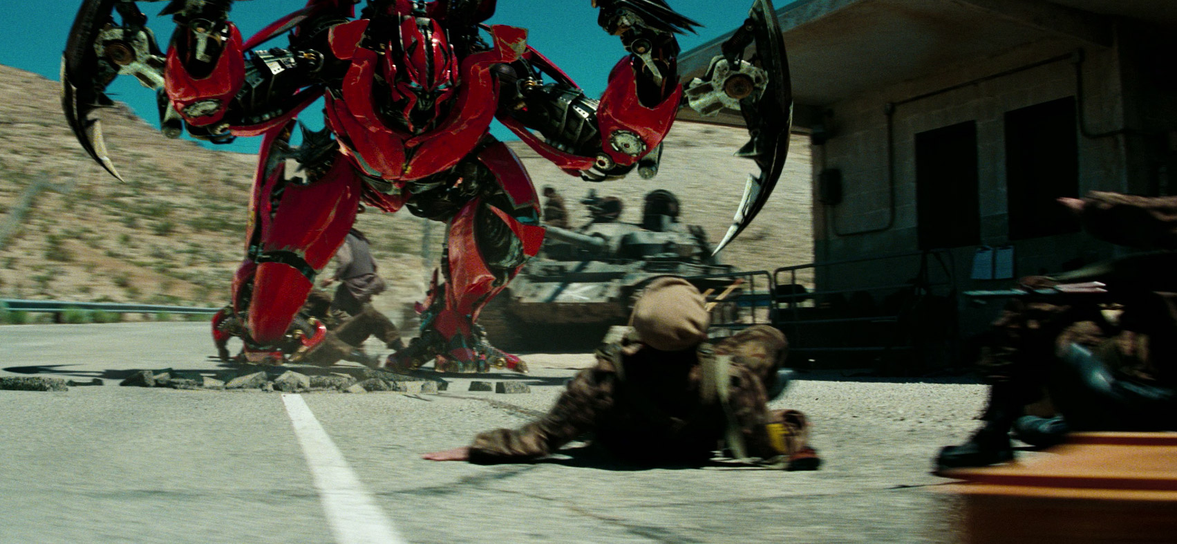 Image Gallery transformers 4 mirage