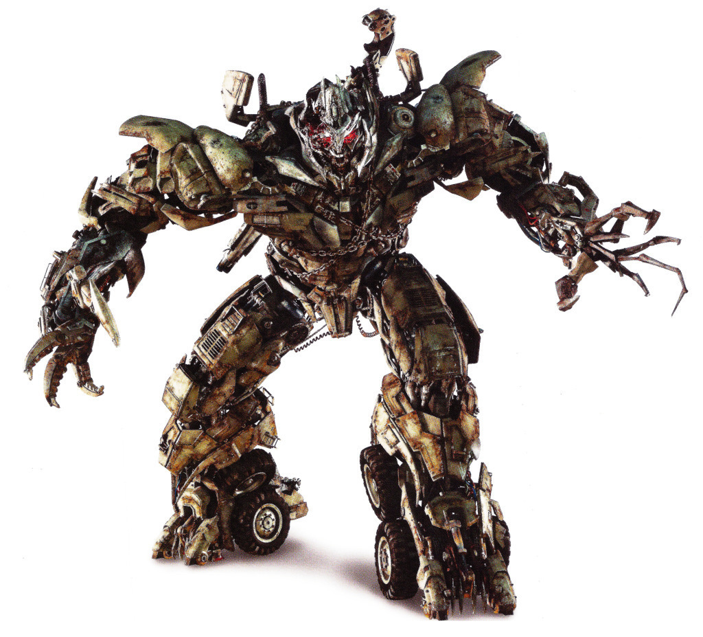 Megatron Movie Transformers