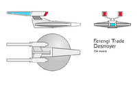Ferengi Trade Destroyer