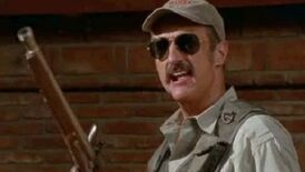 Burt blunderbuss