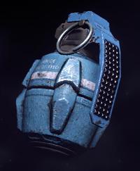 Soldier frag grenade xl
