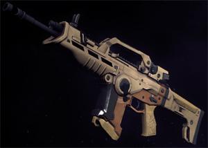Gasts-Rifle