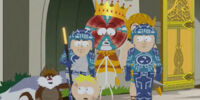 TRON references in South Park
