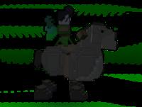 Mount Brown Horse