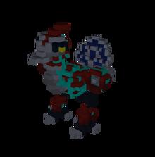 RoboStrider Model