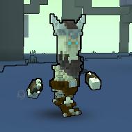 Viking Skeleton ingame
