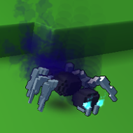 Shadow Spider ingame