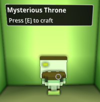 Mysteriousthronetrove