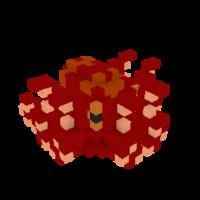 Crimson Siltdancer