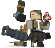 Trove classes pirate captain