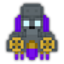 Enemy Gigas Minerbot