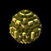 Golden Dusk Dragon Egg