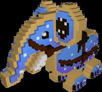Blue Cookiephant Model