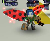 Wings Ladybug Wings