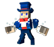 Ui skin boomeranger magician