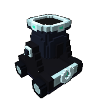 Captain Moonsilver cannon