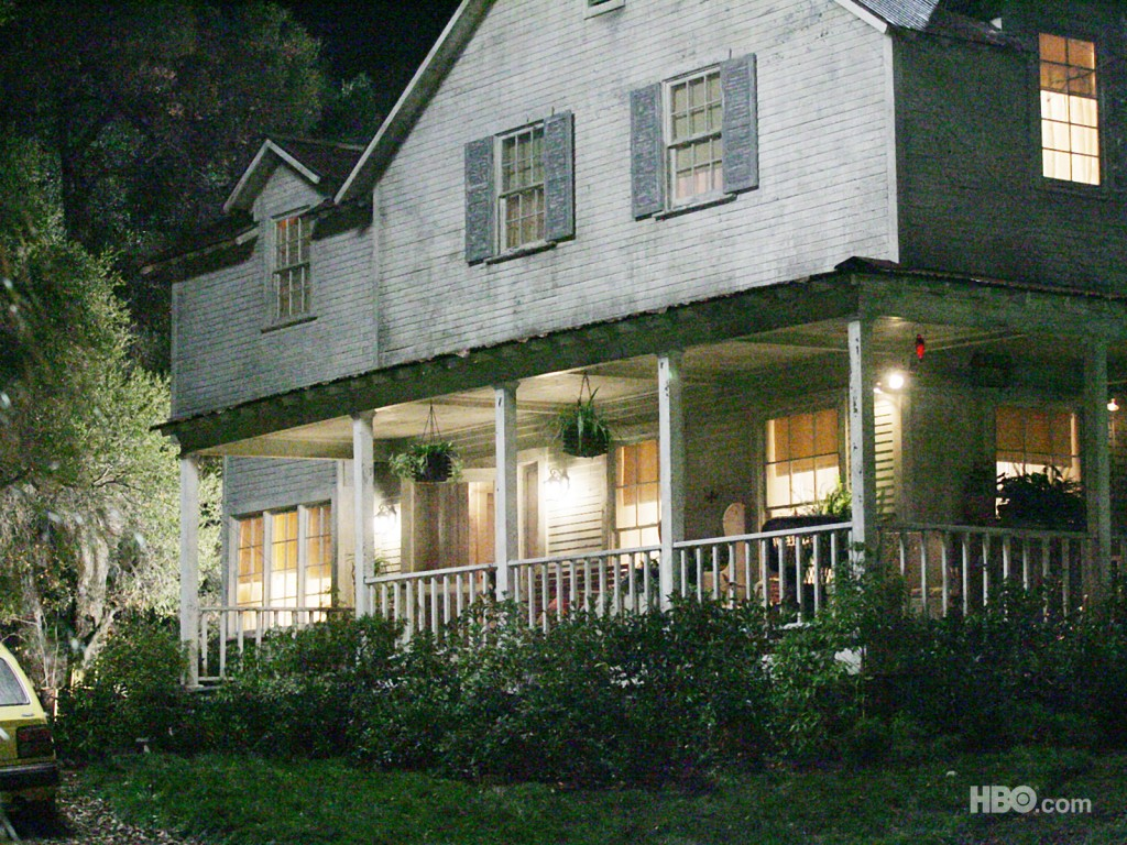 Sookie stackhouse house layout