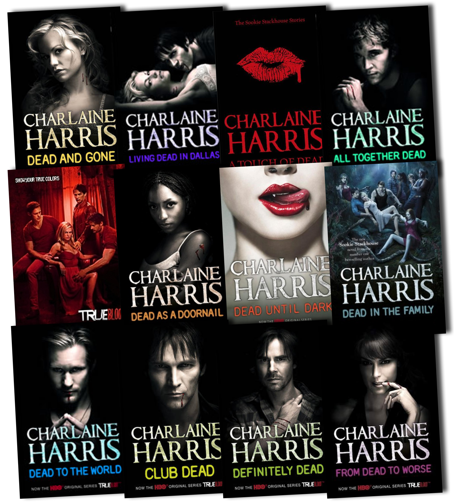 The Southern Vampire Mysteries  True Blood Wiki  Fandom Powered By Wikia
