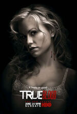 True blood sookie season 2 poster