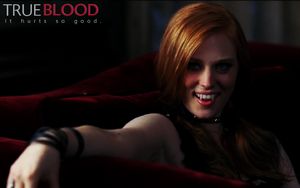 True Blood Jessica Fangs by Morgadu