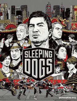3396Sleeping Dogs Box Art