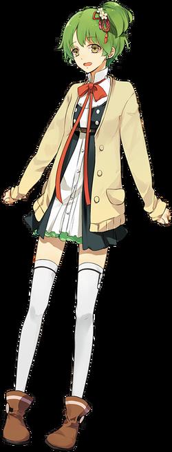 Hina uniform