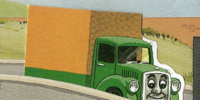 The Green Lorry